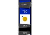 Tabungan Dinar Yamna ( 3 Dirham )